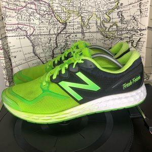 New Balance Zante fresh foam running shoe men's 12